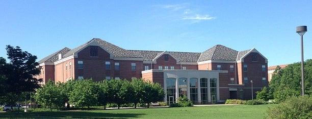 University of Nebraska-Lincoln is one of UNL.