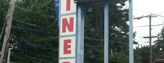 Llanerch Diner is one of Favorite Food.