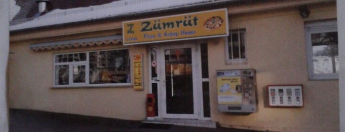 Zümrüt Kebap-Haus is one of Türkisch Fast Food.