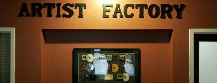 Artist Factory is one of Atlanta.