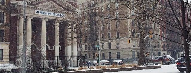 Frederick Douglass Academy is one of NYC Hurricane Evacuation Centers.