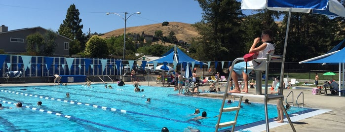 Bay Area Swimming