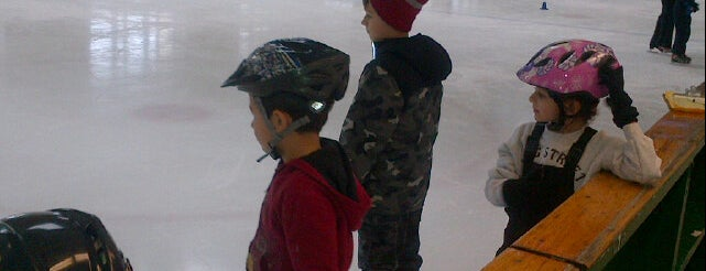 Ice Casino Ice Rink is one of Hockey.