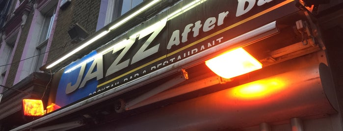 After Dark Jazz Bar is one of Live Venues.