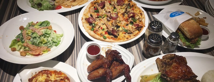 Vivo American Pizza & Panini is one of Jalan Jalan Ipoh Eatery.