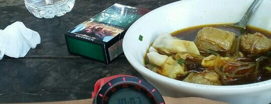 Bakso Perdana Cak Gondrong is one of Favorite Food.