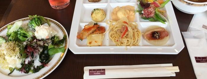 パスチオーナ is one of 食べ放題.