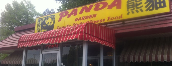 Panda Garden is one of Fave Food.