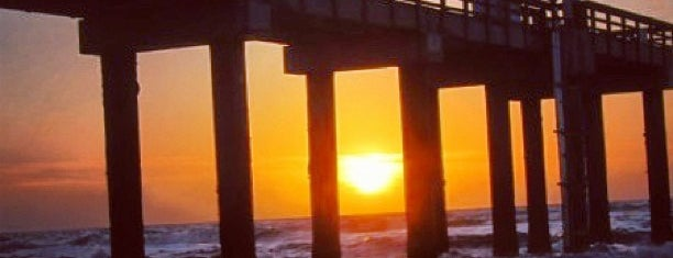 St. Augustine Pier is one of Guide to St Augustine's best spots.