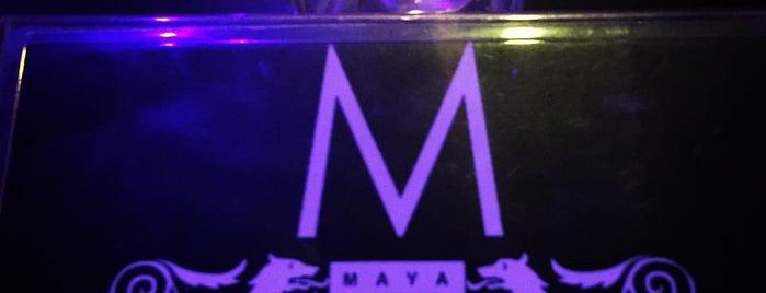 Maya Hookah Lounge is one of Follow @yosoyfresko @buildinvibe on twitter.