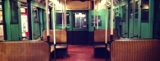 New York Transit Museum is one of places/events.