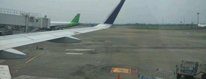 Gate C5 is one of Soekarno Hatta International Airport (CGK).