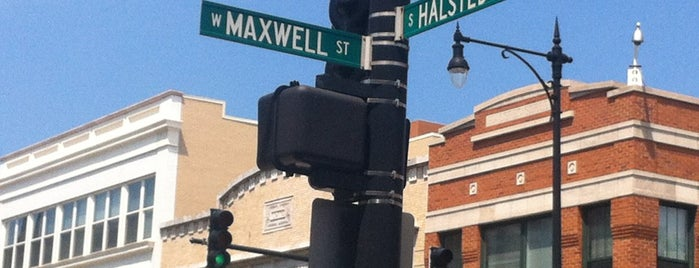 Location of Historic Maxwell Street Market is one of All-time favorites in United States.
