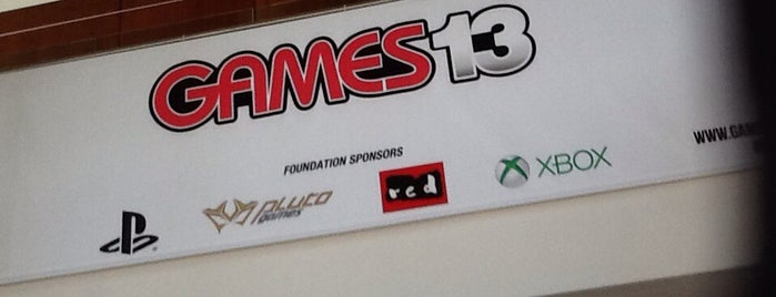 #Games13 with @Pluto_Games is one of ?.