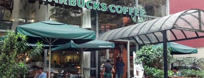 Starbucks is one of Almoço na Vila Mariana.