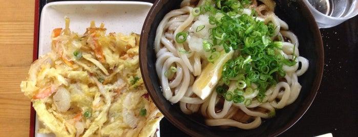 笠堂や is one of めざせ全店制覇~さぬきうどん生活~ Category:Ramen or Noodle House.