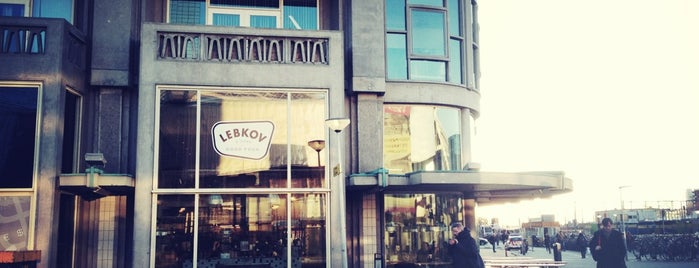 Lebkov & Sons Rotterdam is one of Guide to Rotterdam's best spots.