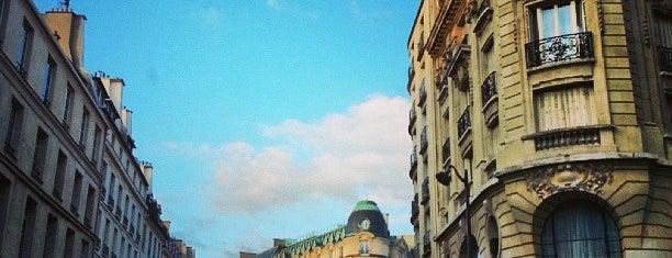 Rue du Bac is one of Lloyd's Paris.