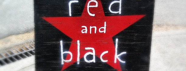 Red and Black Cafe is one of Vegan Portland.