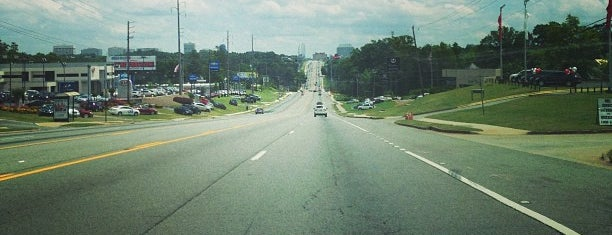 Cobb Pkwy. & Windy Hill Rd. is one of Frequent.