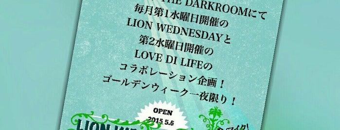 The Dark Room (ザ・ダークルーム) is one of 居酒屋.