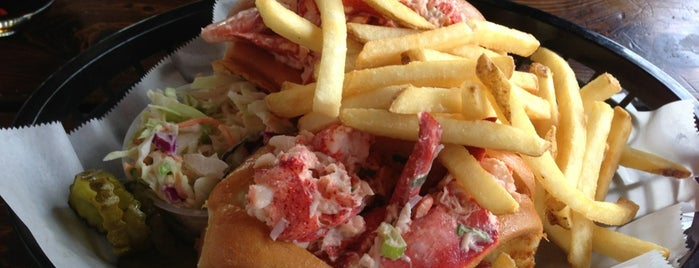 Portola Valley Lobster Shack is one of OrderAhead Restaurants.