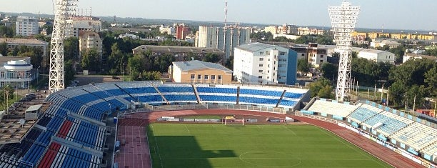 Стадион «Шинник» is one of Stadiums.