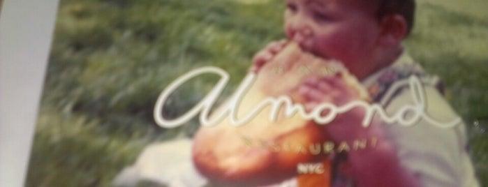Almond Restaurant is one of Hamptons.