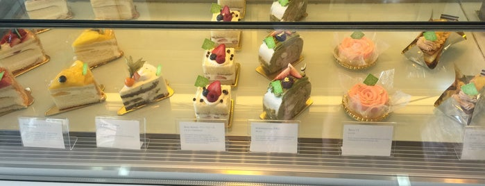 Flor Patisserie is one of Singapore Foodie.