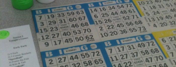 Carita's Bingo Hall is one of Springfield, Springfield!!.