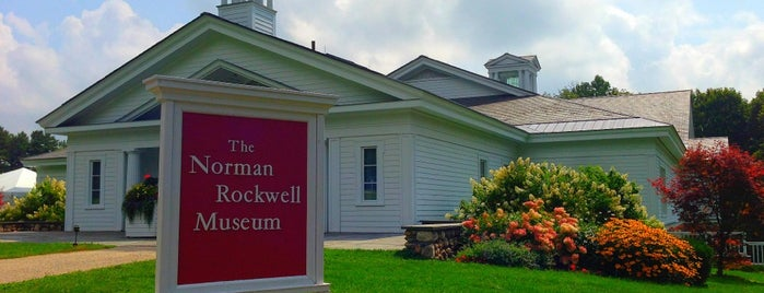 Norman Rockwell Museum is one of Things to do.