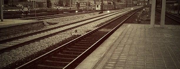 Stazione Novate Milanese is one of Linee S e Passante Ferroviario di Milano.
