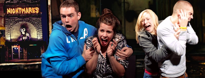 Nightmares Fear Factory is one of NiagaraFallsTourism's Tips.