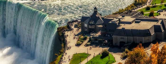 Table Rock is one of NiagaraFallsTourism's Tips.