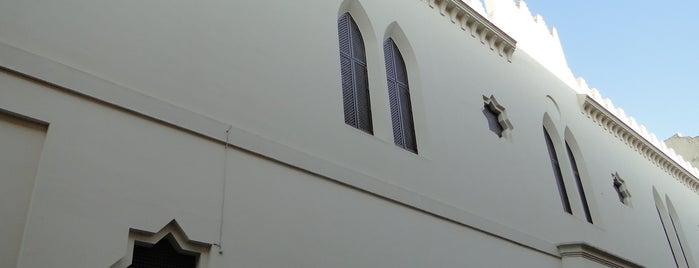 Iglesia de Santa Maria la Blanca is one of 11 edificios religiosos de interés turístico.
