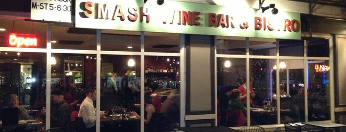 Smash Wine Bar & Bistro is one of Seattle Eats.