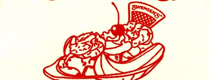 Swensen's (สเวนเซ่นส์) is one of Favorite Food.