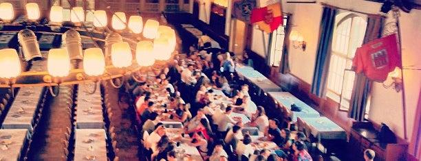 Hofbräuhaus is one of Favorite Restaurants.