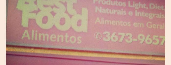 Best Food Alimentos is one of São Paulo Vegan!.