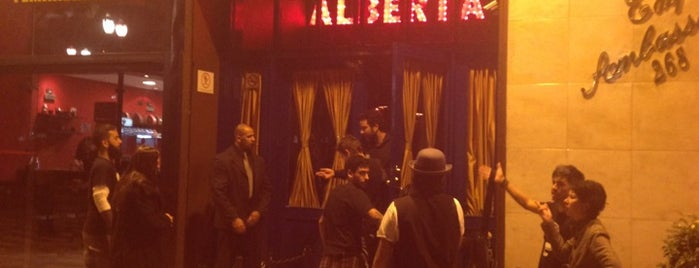 Alberta #3 is one of Henri's TOP Bars!.