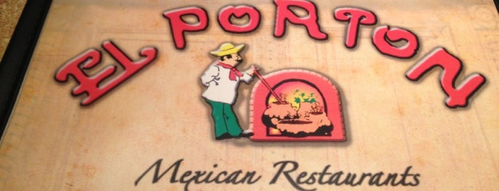 El Porton is one of North Ga chill spots.