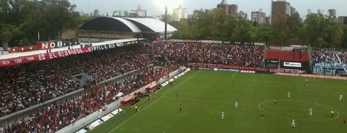 Estadio Marcelo Bielsa - Newell's Old Boys is one of Equipos de 1ra División.