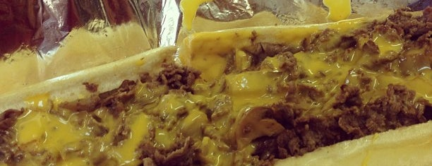 Ishkabibble's Eatery is one of Best Cheesesteaks in Philly.