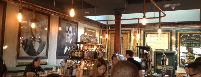 Well & Bucket is one of London's best pubs & bars.