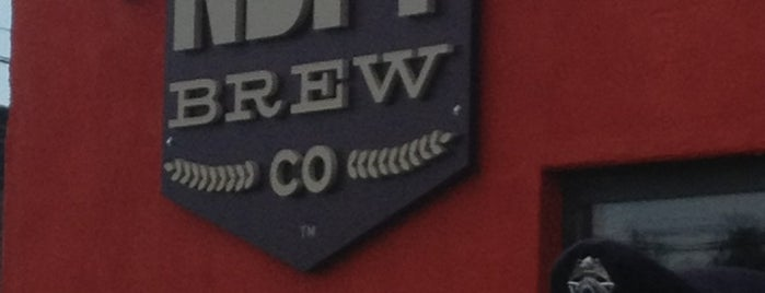 Newburyport Brewing Company is one of New England Breweries.