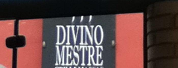 Divino Mestre Grill & Massas is one of Melhores restaurantes.