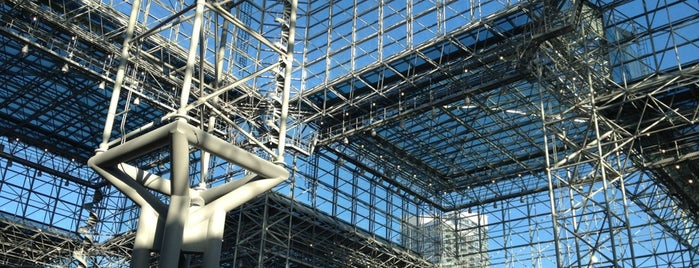 Jacob K. Javits Convention Center is one of Check-In.