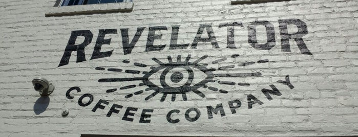 Revelator Coffee Company is one of World Coffee Places.