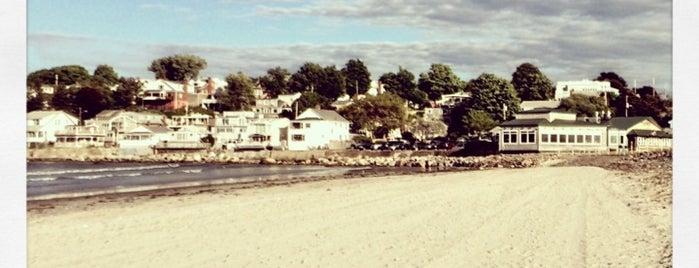 Nahant Beach is one of arbkv's tips.