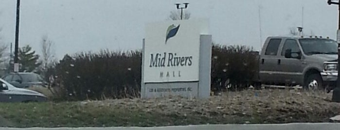 Mid Rivers Mall is one of Black Friday 2011.